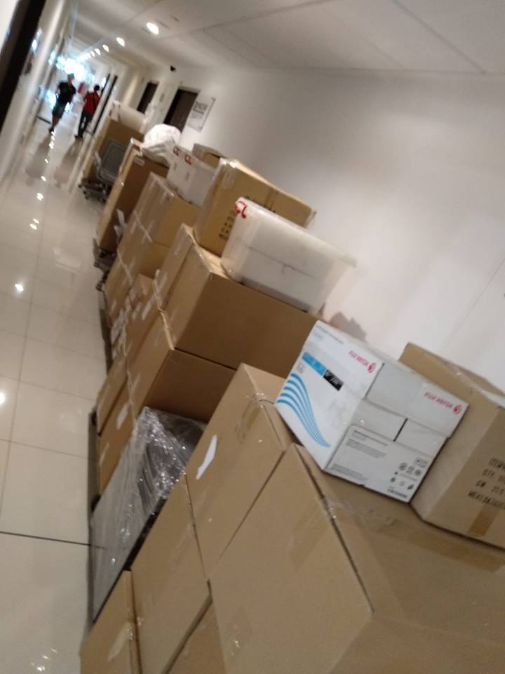 House Moving Services, Office Moving Services and Office Relocation Services